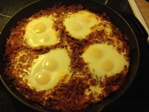 chorizo-eggs-breakfast